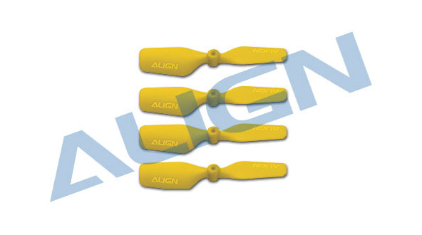 ALIGN HQ0203C 20 Tail Blade Yellow