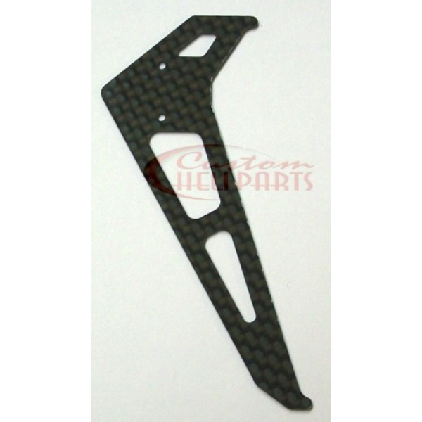 Custom Heli Parts - Trex 250 Carbon Vertical Fin