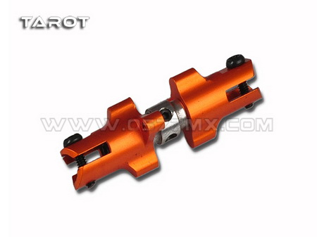 250 Thrust Bearing Tail Rotor Holder Set Orange