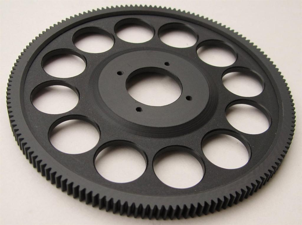 KDE Direct Main Drive Gear, 150T, MOD0.5 For Trex 450