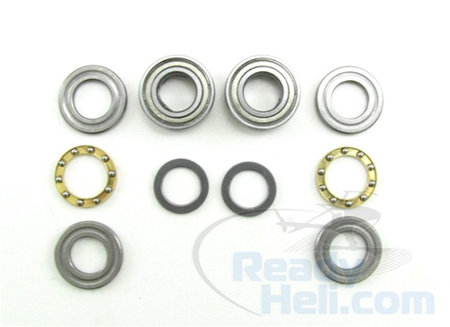 KDE Direct Bearing Replacment Kit For The KDE Align Trex 700/E