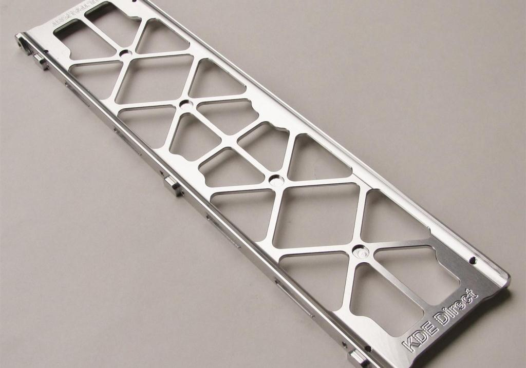 KDE Direct TREX 700DFC Metal Bottom Plate Ultralight