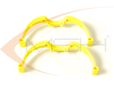 MSH51109 Landing Gear Struts Yellow