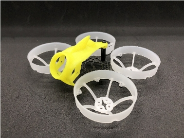 TinyLeader HD version Brushless Whoop Frame KIT