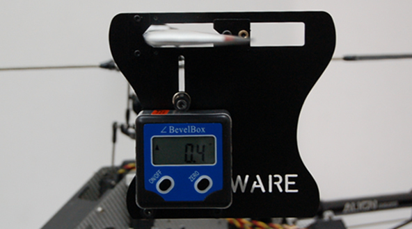 ALware 2 in 1 iPitch (For 200-700 Size Heli)