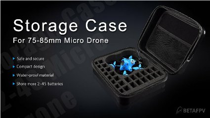 Beta FPV Storage Case DX for 2-4S Micro Drone