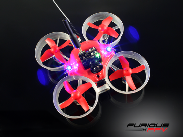 Furious FPV Mini Led for Tinywhoop - Blue