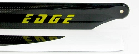 EDGE 353mm SE Premium CF Blades - Flybarless Version