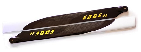 EDGE 603mm SE Premium CF Blades - Flybarless Version