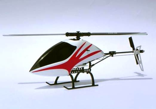 130-TDRX Canopy Kit (White-Red)