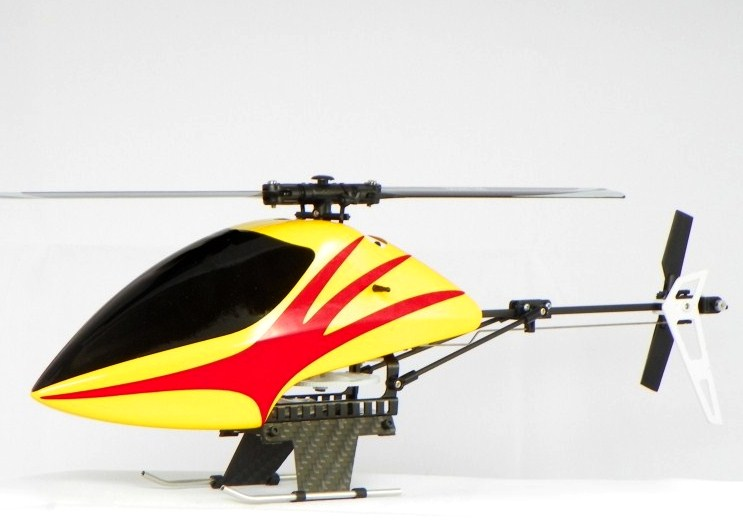 130-TDRX Canopy Kit (Yellow-Red)