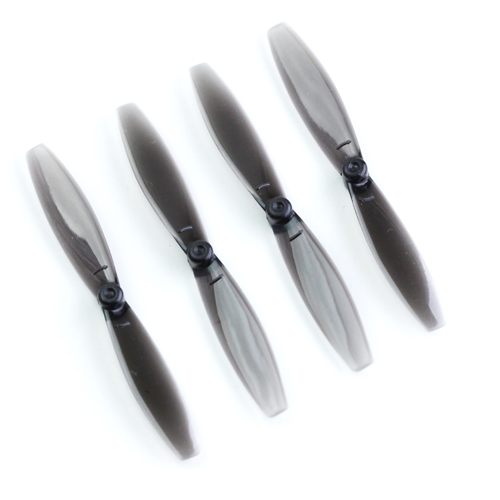 Humquad 65mm 2-Blade Propellers (1.5mm Shaft/BLACK)