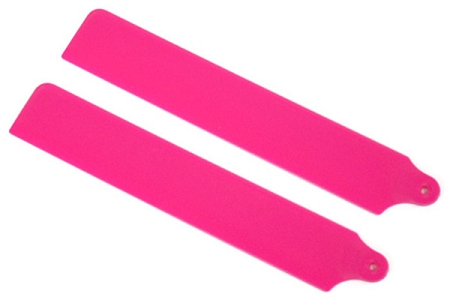 KBDD Pilot's Choice Main Rotor Blades mCPX-Hot Pink