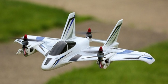 E-flite Mini Convergence VTOL BNF Basic 410mm