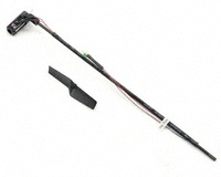BLH3502L Long Tail Boom Assembly w/Tail Motor/Rotor/Mount: mCP X