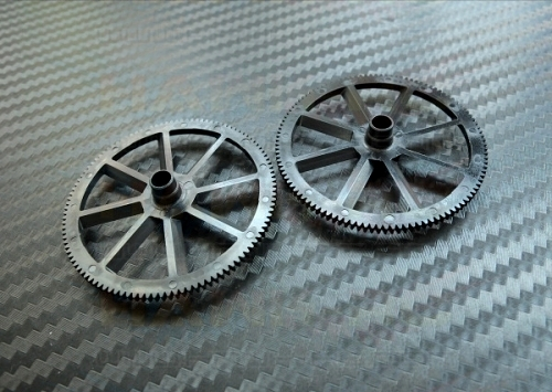 Hawk Creation Main Gears (2pcs) For 130X