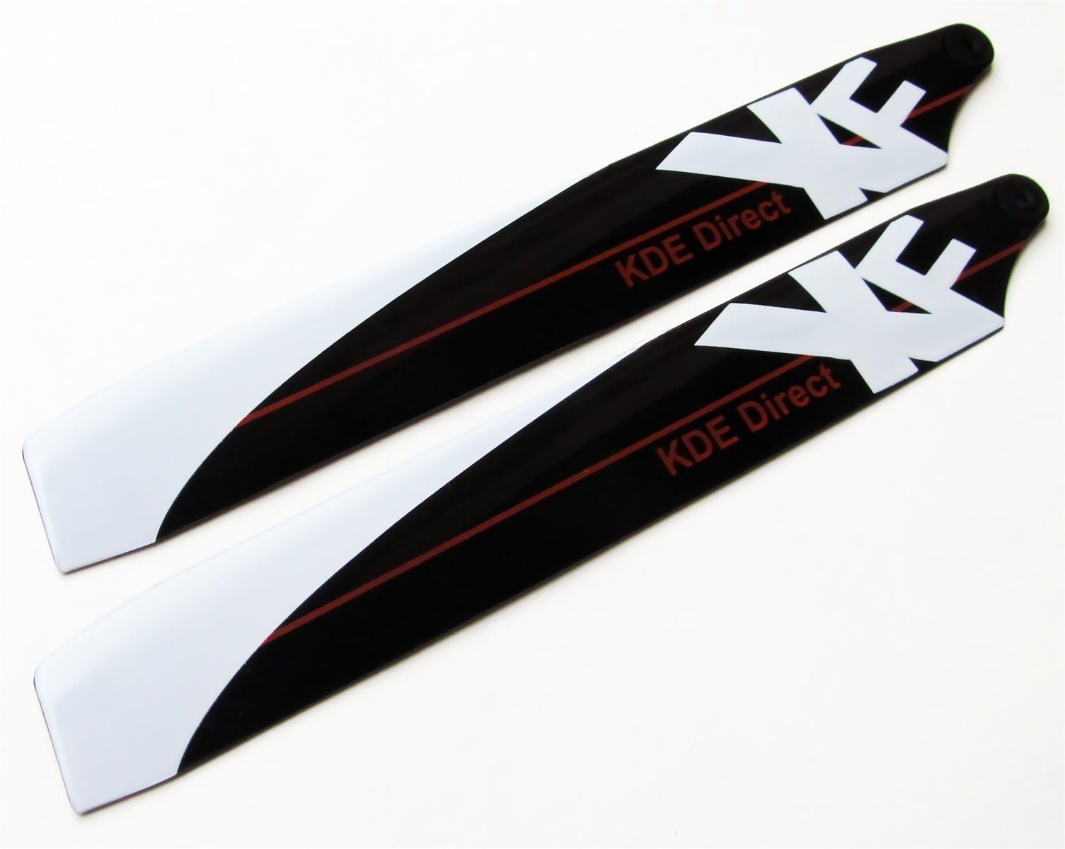 KDE XF Main Rotor Blades for mCPX BL