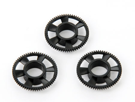 Xtreame Auto Rotation Gear (Gears only x 3 pcs) for MCPX011