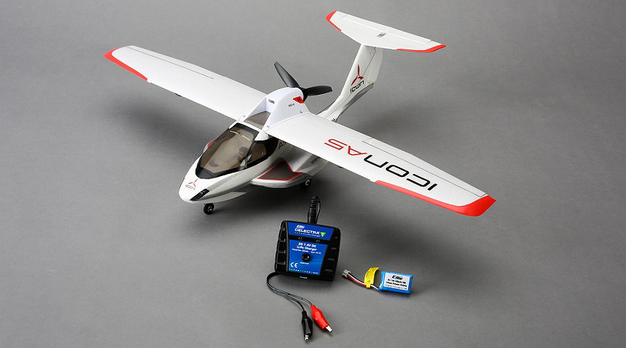 ParkZone Ultra-Micro ICON A5 BNF w/AS3X