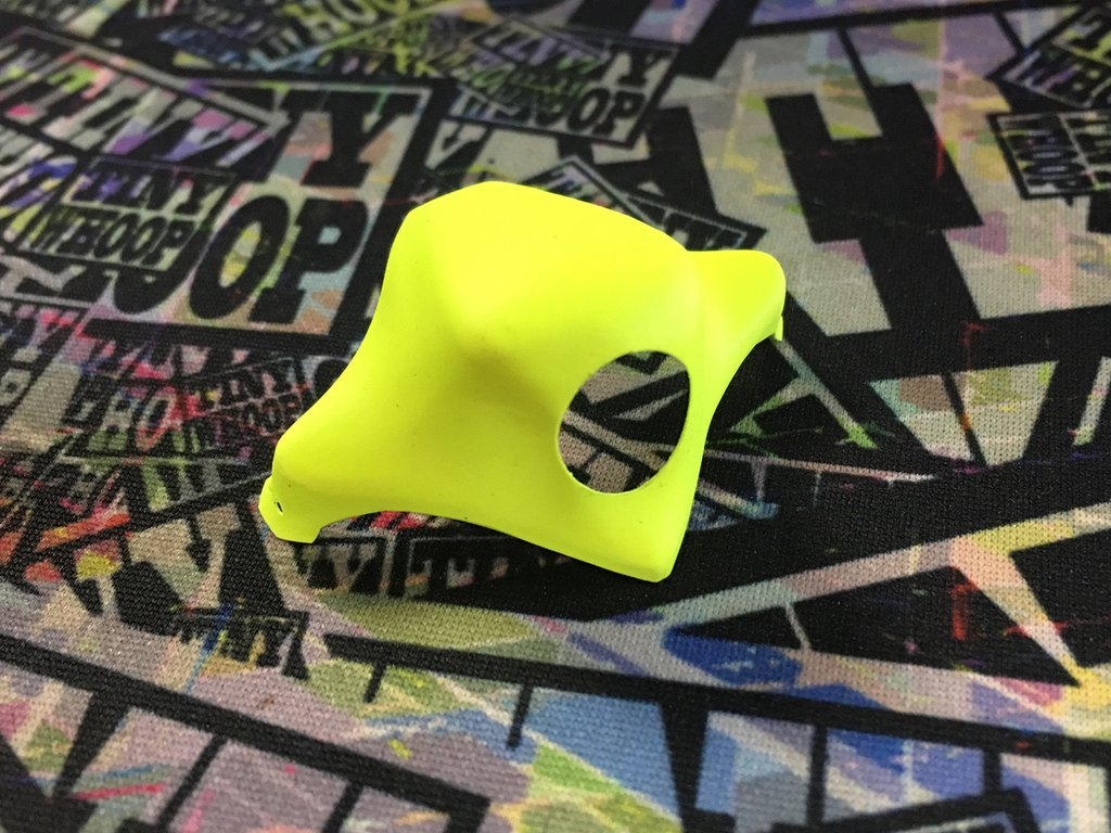 TinyWhoop Stingray Skin Canopy - Yellow