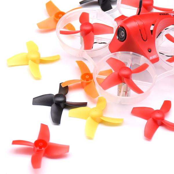 BETA FPV 40mm 4 Blade Tiny Whoop Propeller Set (Red)