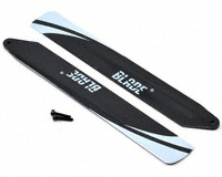 BLH3716 Blade Hi-Performance Main Rotor Blade Set, (130)
