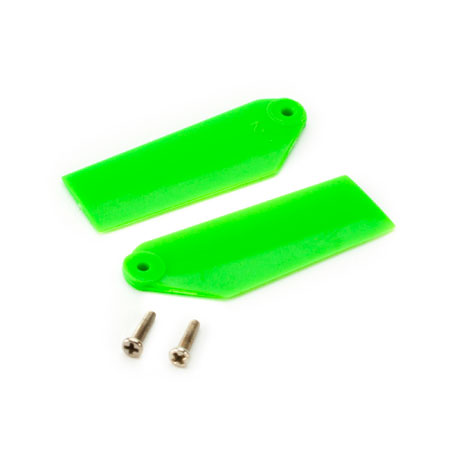BLH3733GR Blade Tail Rotor Blade Set (Green) (130 X)