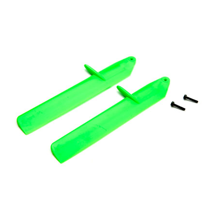 BLH3907GR Blade Green Fast Flight Main Blade: mCP X BL