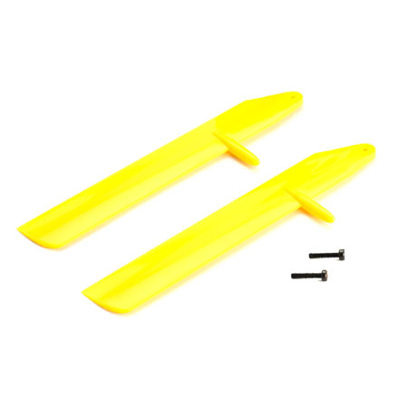 BLH3907YE Blade Yellow Fast Flight Main Blade: mCP X BL