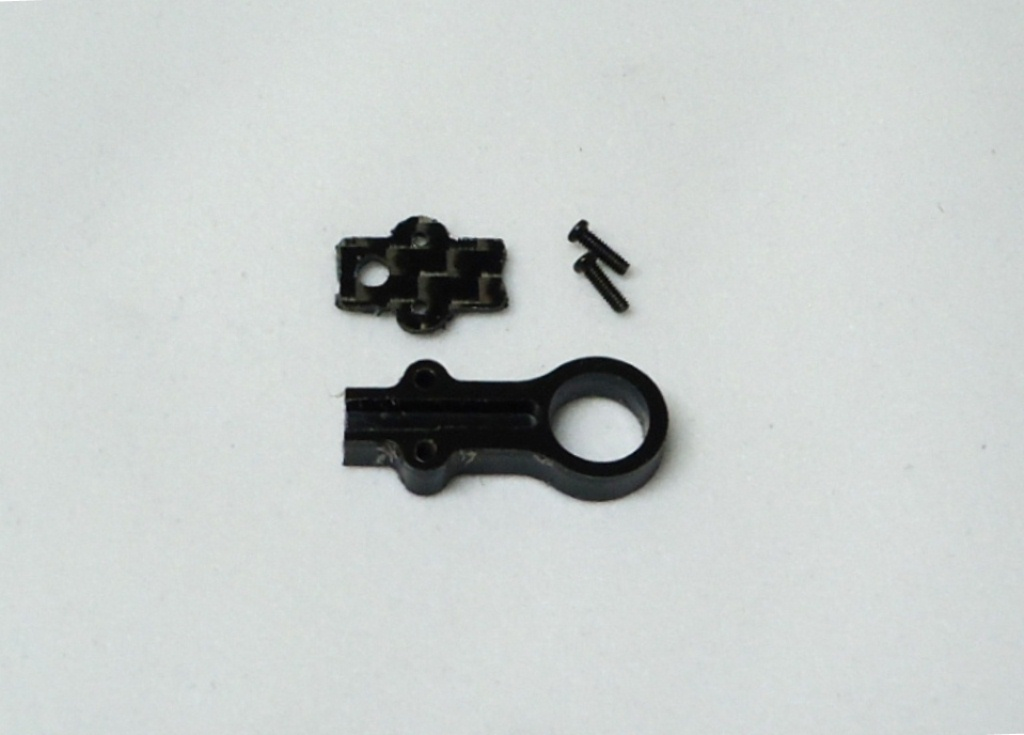 ep-models 7mm Single Tail Motor Mount Set(3mm) for mCP X/Revo