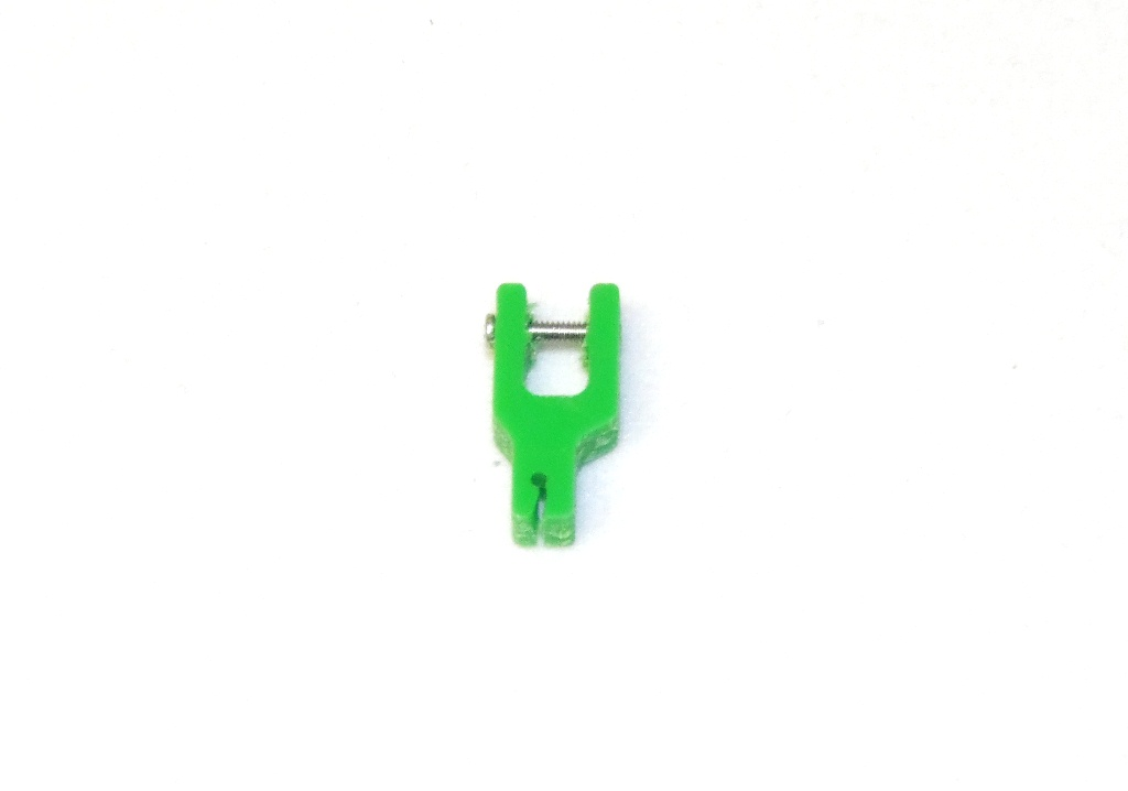 ep-models Tail Control Rod Support(Green) for 130X