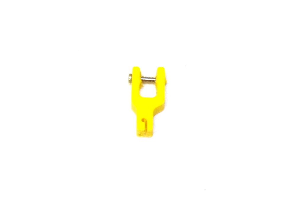 ep-models Tail Control Rod Support(Yellow) for 130X