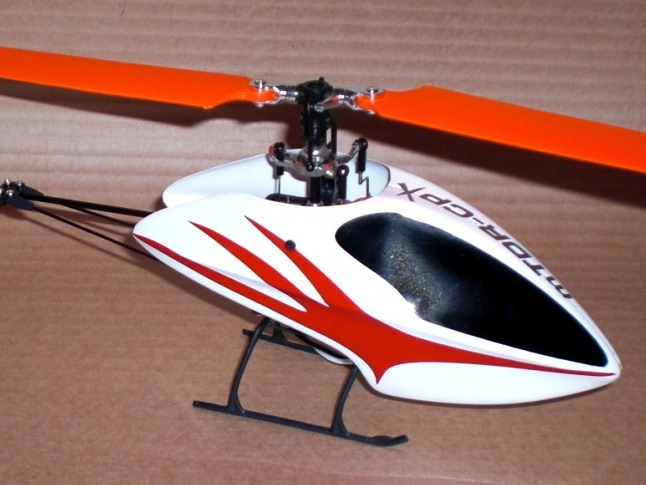 mTDR-CPX Canopy Kit (White-Red)
