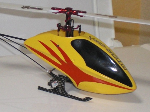 mTDR-CPX Canopy Kit (Yellow-Red)