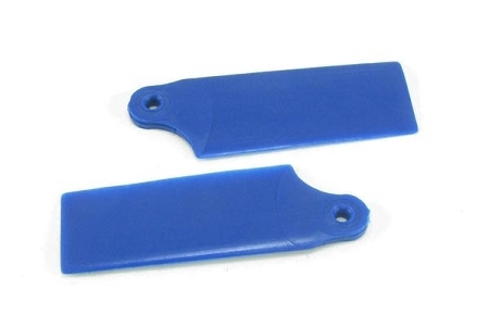KBDD Extreme Edition Tail Blades (Blue) for Blade 130X