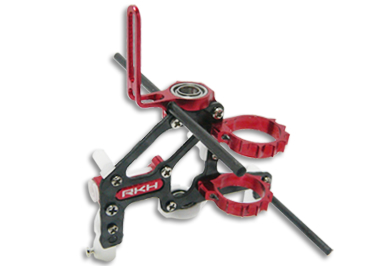 CNC CF Main Frame (Black-Red) - Blade mSR X