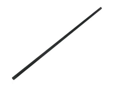 2.5mm Solid Carbon Tail Boom Stretch (15mm) - Blade mCPXBL