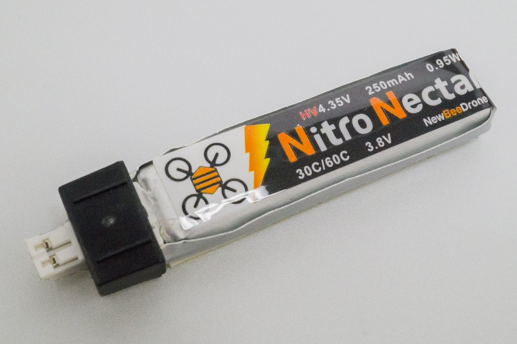 New Bee Drone Nitro Nectar 250mAh HV LiPo Battery