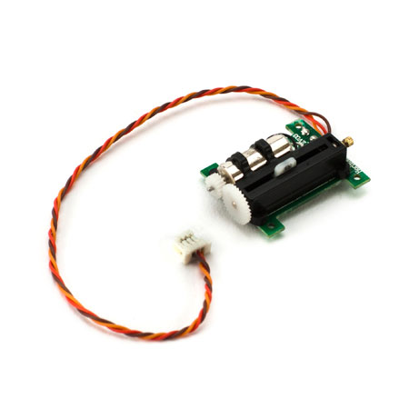 SPMSH2040T 2.9-Gram Performance Linear Tail Servo (130 X)