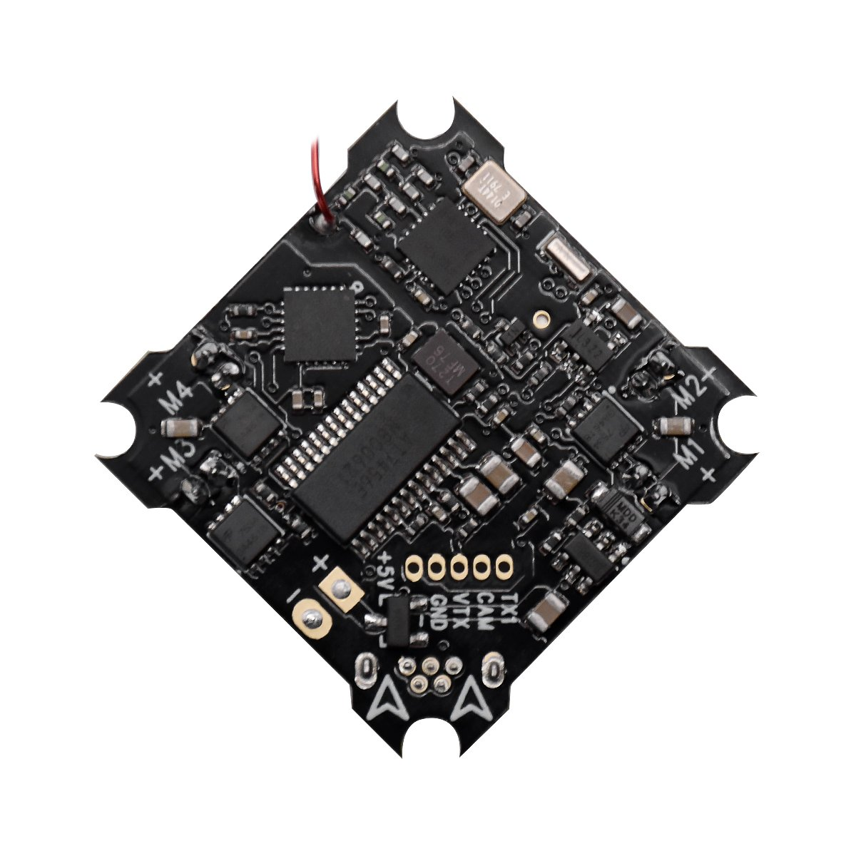 Beta FPV F3 EVO V2 Brushed Flight Controller(Frsky Rx + OSD)