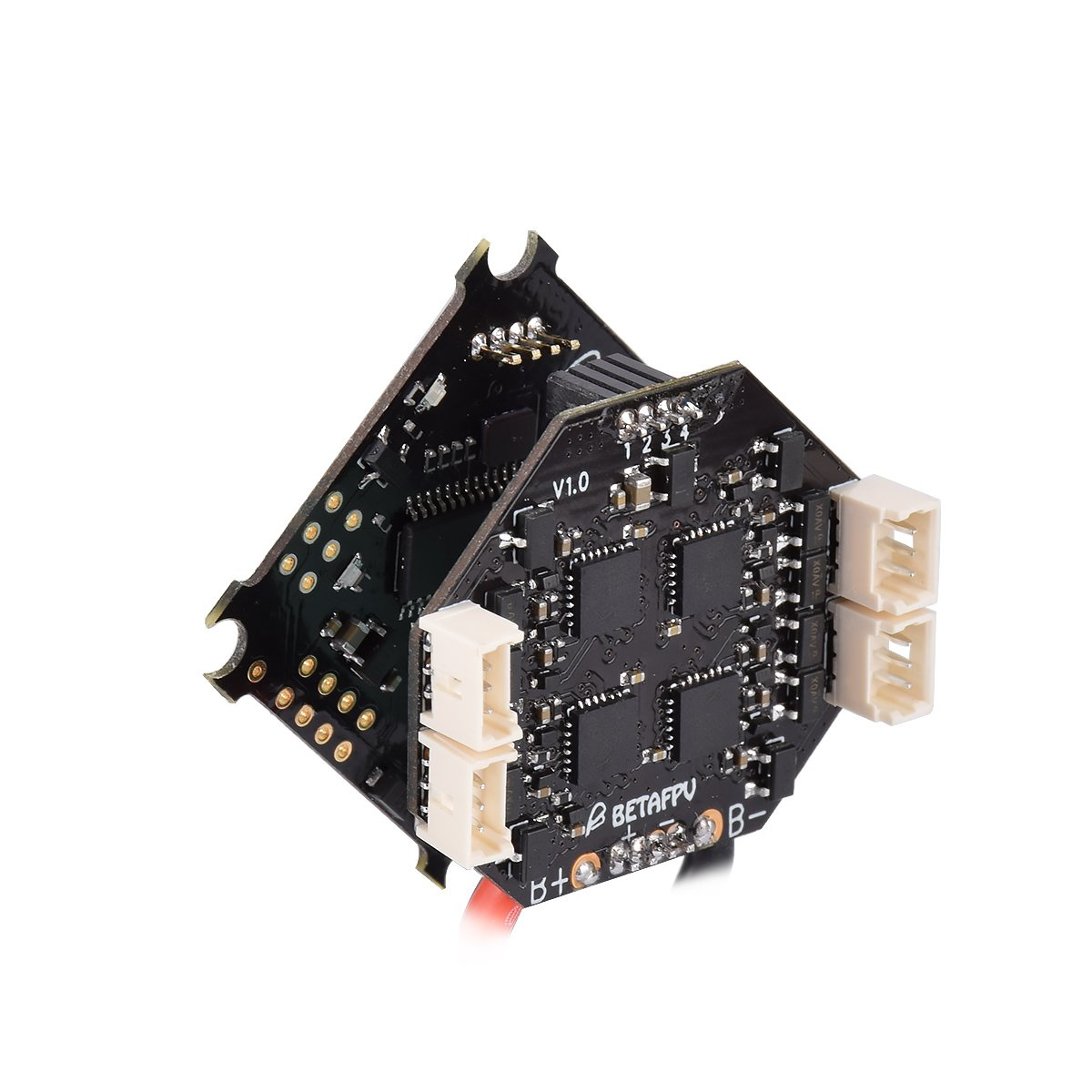 BETA FPV F4 2S Blushless Flight Controller + ESC (PH2.0x2)