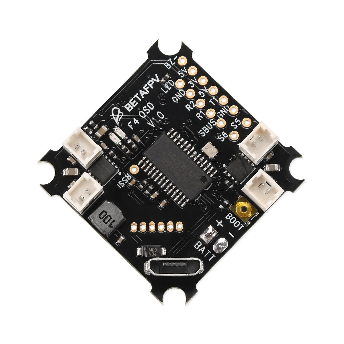 Beta FPV F4 Brushed Flight Controller