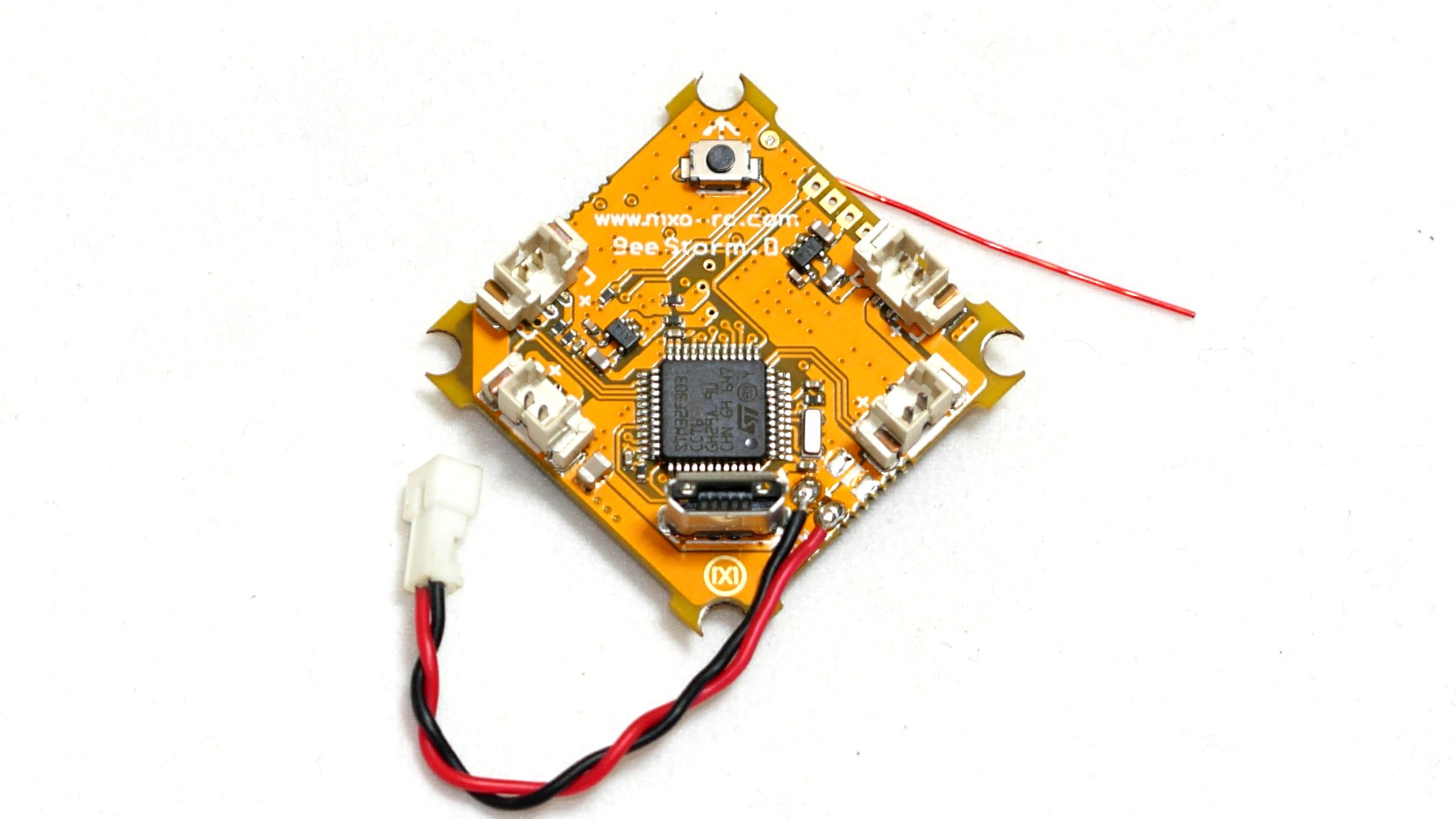BEE BRAIN V2 Flight Controller with SFHSS+OSD ep-ver
