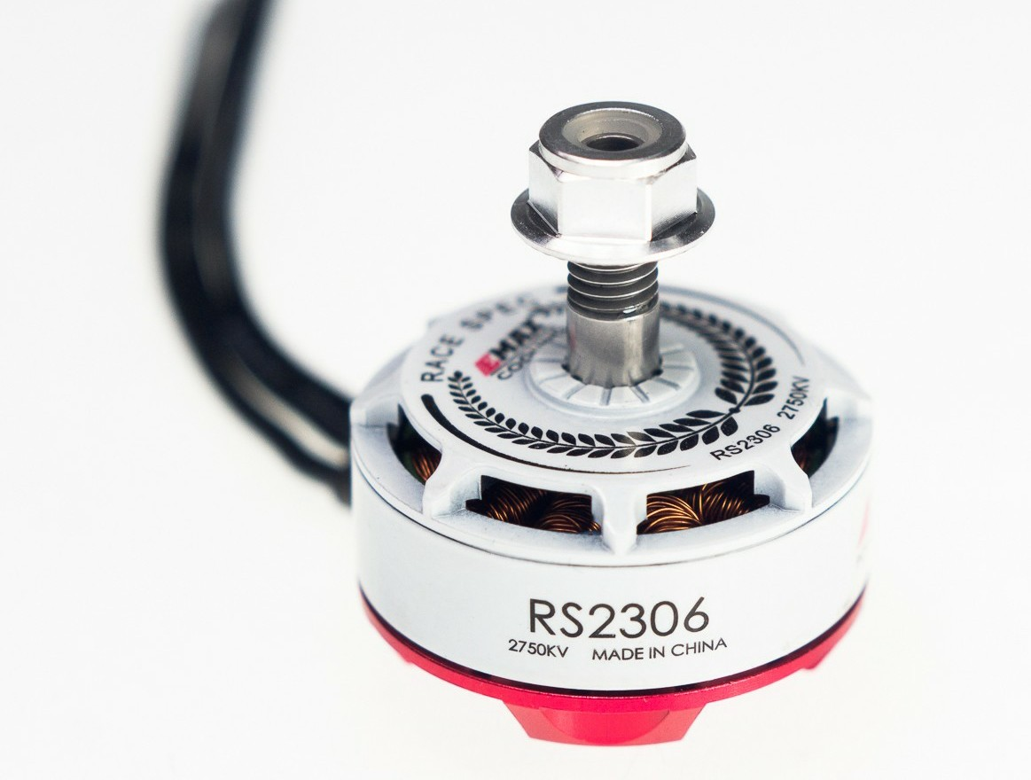 EMAX RS2306-2400kv White Editions RaceSpec Motor