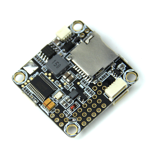 Acro Racing F4 PRO Flight Controller w/ OSD, SD Card, BEC & Curr