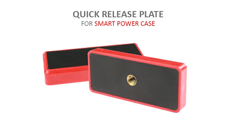 FuriousFPV Magnetic Quick Release Plate for Smart Power Case