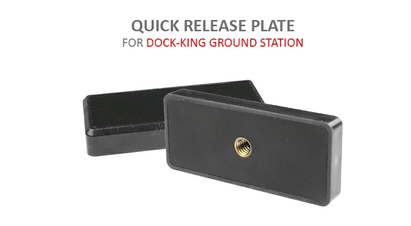 FuriousFPV - Quick Release part for DockKing Ground Station