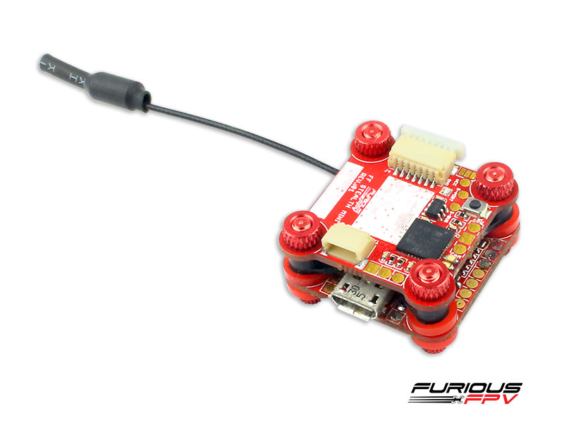 Furious Combo Piko F4 OSD and Stealth Mini VTX