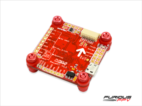 Furious RACEPIT OSD Blackbox Flight Controller with Bluetooth