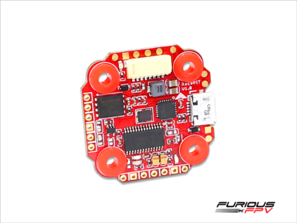 Furious RACEPIT MINI OSD Blackbox Flight Controller